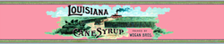Louisiana Cane Table Runner